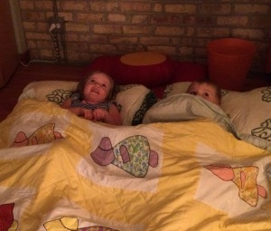 bedtime.