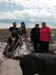 great shot at antelope island!